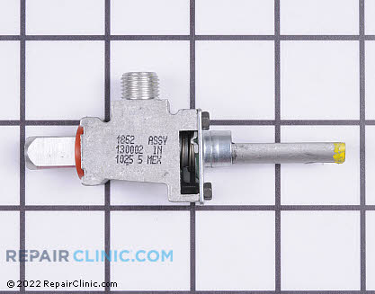 Surface Burner Valve (OEM)  WB21X10053
