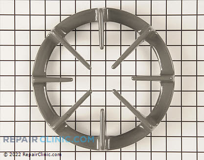 Burner Grate (OEM)  WB31T10007, 258019