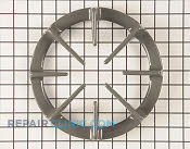 Burner Grate - Part # 258019 Mfg Part # WB31T10007