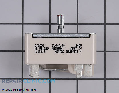 Surface Element Switch WB23M24 Main Product View
