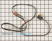 Power Cord - Part # 268340 Mfg Part # WB8K5040