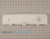 Backsplash panel - Part # 1264266 Mfg Part # WE19M1503