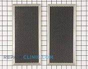 Charcoal Filter - Part # 832619 Mfg Part # 6800