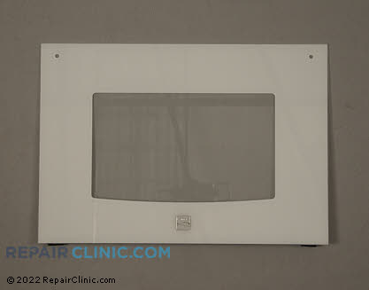 Oven Door Glass (OEM)  318403502