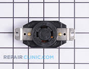 Receptacle - Part # 1951625 Mfg Part # 290400007