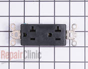 Receptacle - Part # 1951624 Mfg Part # 290400006