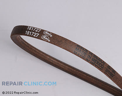 Belt: V-Belt, Ariens Genuine OEM  00181727 - $28.45