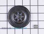 Clutch - Part # 2683079 Mfg Part # P021006062