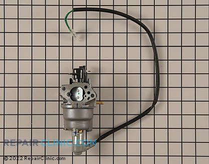 Carburetor, Honda Power Equipment Genuine OEM  16100-ZE2-734