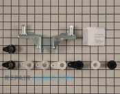 Door Hinge Kit - Part # 1565321 Mfg Part # 5303918455