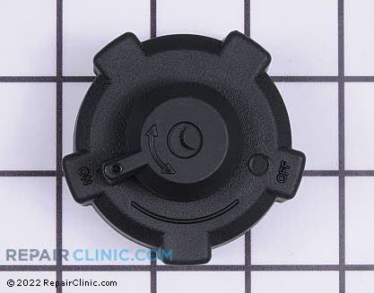Gas Cap, Honda Power Equipment Genuine OEM  17620-ZT3-030