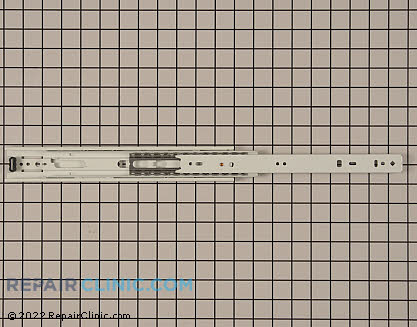Drawer Slide Rail (OEM)  WR72X10196 - $49.30
