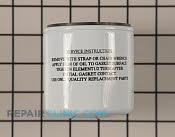 Oil Filter - Part # 1767833 Mfg Part # 00180909