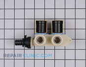 Water Inlet Valve - Part # 1811524 Mfg Part # WH13X10035