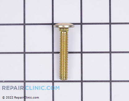 Carriage Head Bolt, Briggs & Stratton Genuine OEM  1931338SM