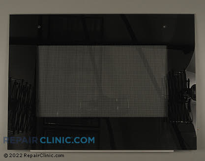 Jenn Air Outer Oven Door Glass