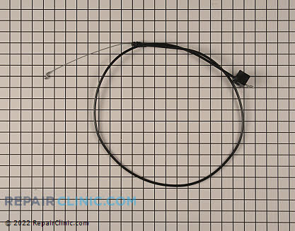 Brake Cable, Toro Genuine OEM  108-8156 - $21.85