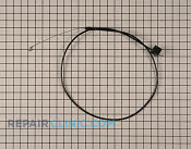 Brake Cable - Part # 2144138 Mfg Part # 108-8156