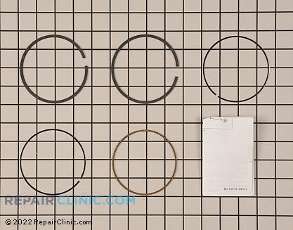 Piston Ring Set, Briggs & Stratton Genuine OEM  792649