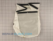 Grass Catching Bag - Part # 2218097 Mfg Part # 81320-VA4-J00