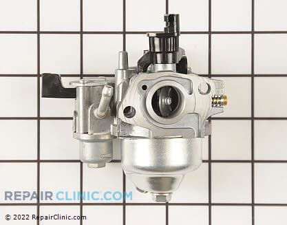 Carburetor, Honda Power Equipment Genuine OEM  16100-ZH8-822