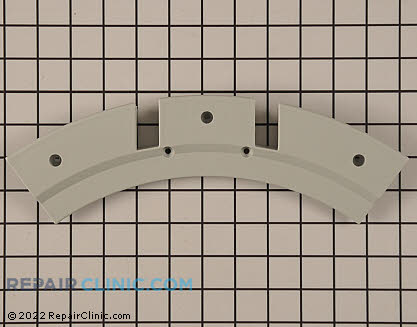Hinge Cover (OEM)  WH44X10182 - $12.85
