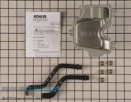 Valve Cover, Kohler Engines Genuine OEM  12 755 102-S