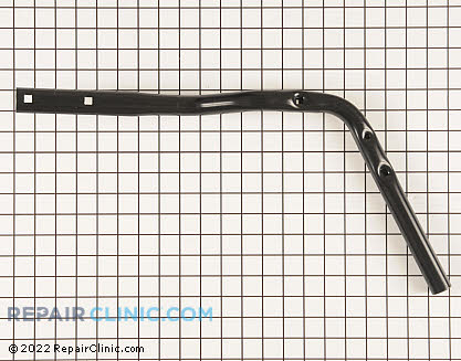Upper Handle, Ariens Genuine OEM  00656351