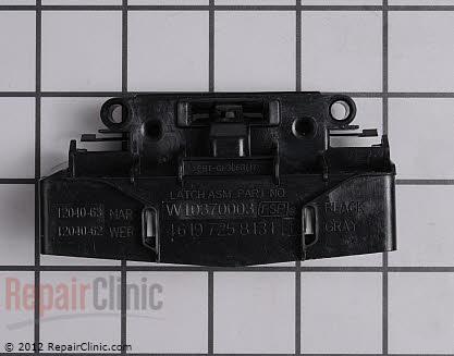 Door Latch W10380262 Main Product View