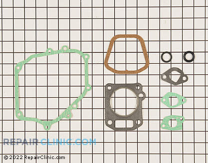 Gasket Set, Honda Power Equipment Genuine OEM  06111-ZH7-405
