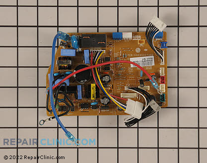 Power Supply Board (OEM)  EBR35936507