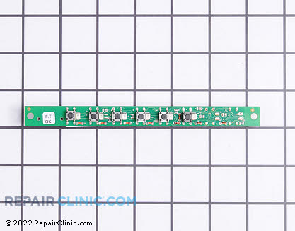 Relay Board (OEM)  49001296