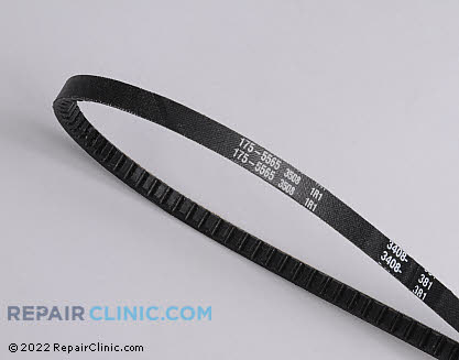Cogged Belt (Genuine OEM)  1755565, 1636518