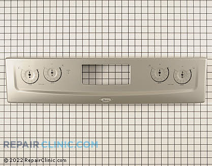 Control  Panel W10117592       Main Product View