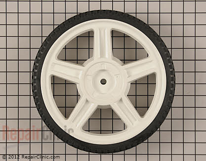 Murray Lawn Mower Wheel Assembly