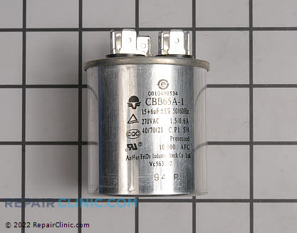 Capacitor AC-1400-167 Main Product View