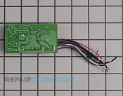Temperature Control Board - Part # 1257785 Mfg Part # RF-5210-16