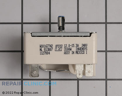 Surface Element Switch (OEM)  W10167742 - $43.95