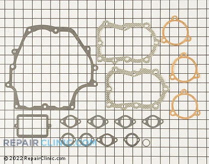 Gasket Set, Tecumseh Genuine OEM  33237B