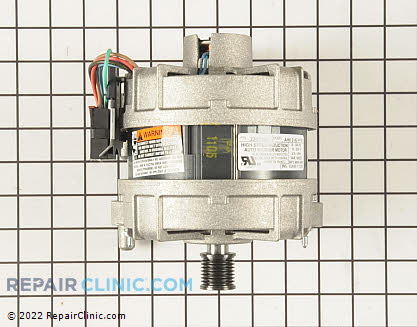 Drive Motor 25001034 Main Product View