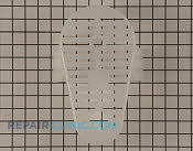Heat Shield - Part # 2311793 Mfg Part # W10427633