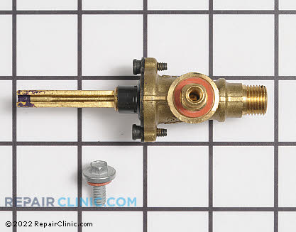Surface Burner Valve 12002281        Main Product View