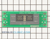 User Control and Display Board - Part # 2030871 Mfg Part # DA41-00204C