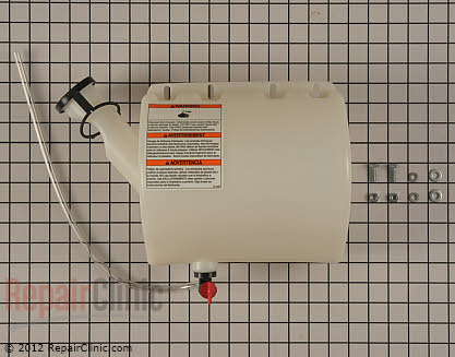Solution Tank, Briggs & Stratton Genuine OEM  310800GS