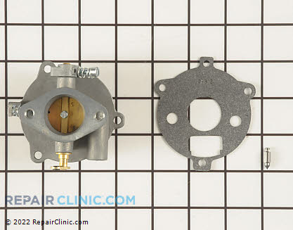 Carburetor, Briggs & Stratton Genuine OEM  390404