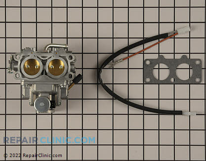 Carburetor, Briggs & Stratton Genuine OEM  845199