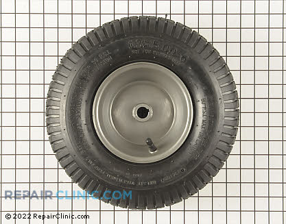 Husqvarna Lawn Mower Wheel Assembly