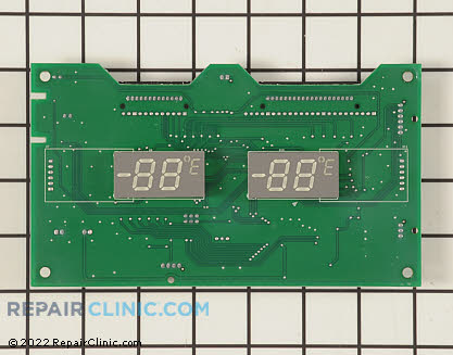 User Control and Display Board (OEM)  241973711 - $114.90