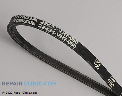 Belt: V-Belt 22431-VH7-000 Main Product View
