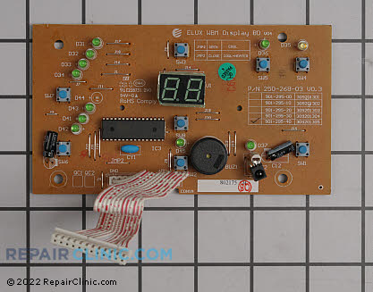 Frigidaire Power Supply Board